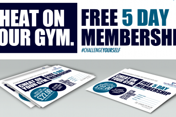 FREE 5 DAY GYM MEMBERSHIP NORTHAMPTON