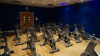 Dallington Fitness Northampton Spin Room