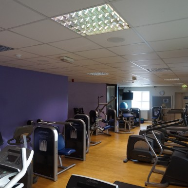 Small Gym