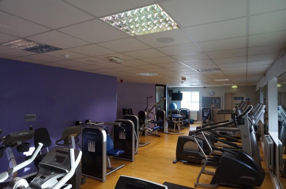 small gym dallington gym. Black Bedroom Furniture Sets. Home Design Ideas