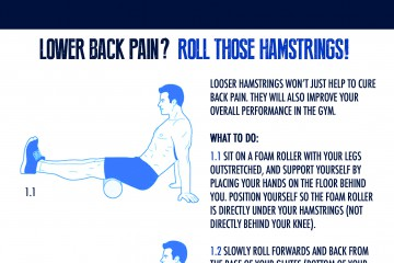 Foam Roller  Movement #1