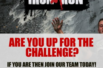 IronRun Event.. Are you up for the challenge?