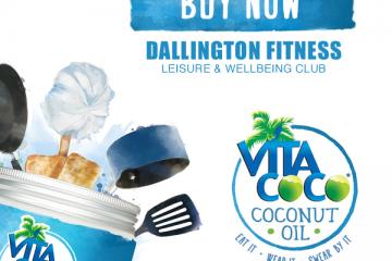 CoConut Oil – The Fat Burning Fat!!