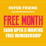 Refer A Friend Membership Offer