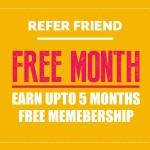 Refer A Friend Membership Offer