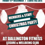 Annual Members & Staff Christmas Party 2015