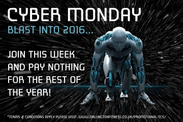 Cyber Monday Membership Offer