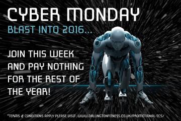 Cyber Monday Membership Offer