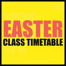 EASTER TIMETABLE & OPENING HOURS