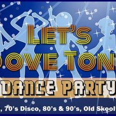 Let's Groove Tonight Dance Party