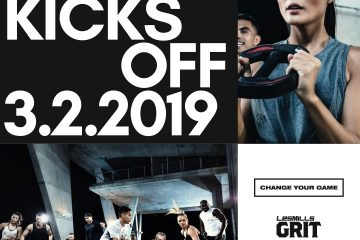 New Les Mills Grit Series Has Landed…