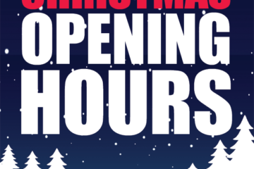 Festive Gym Opening Times