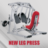 New Iso Lateral Leg Press